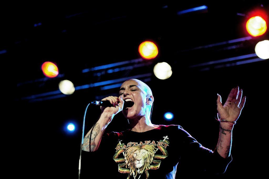 Sinead O'Connor, 2014