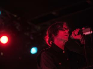 Mark Lanegan, 2015